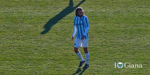Andrea Gasbarroni Lumezzane Giana 0-1 Lega Pro Girone A - Copia