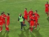 FeralpiSalò Giana 0-2 la gioia dopo il gol