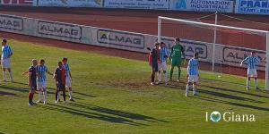 Lumezzane Giana 0-1 Lega Pro Girone A azione di gioco