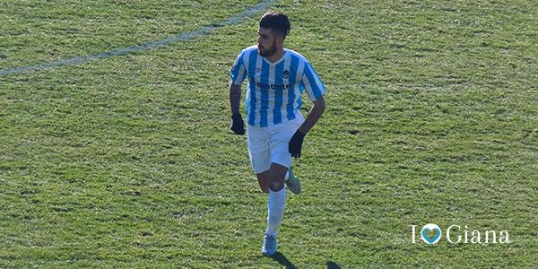 Matthias Solerio Lumezzane Giana 0-1 Lega Pro - www.ilovegiana.it
