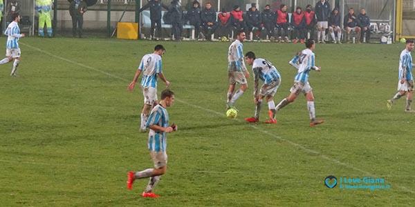 As Giana Erminio Pordenone 1-2 Lega Pro Girone A