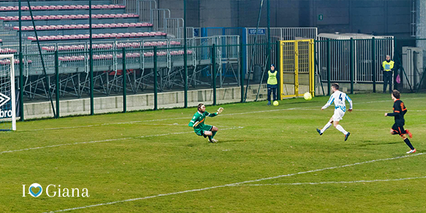 ilovegiana.it Giana Renate 1-2 la traversa di Marotta sull'1-1