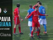 Pavia Giana 2-0 Lega Pro Girone A - www.ilovegiana.it