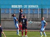 www.ilovegiana.it Risultati 28 giornata Giana Albinoleffe