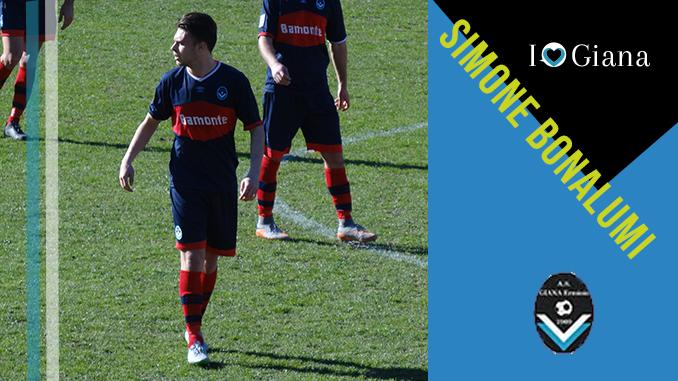 Simone Bonalumi Giana Erminio Lega Pro Girone A Sudtirol Giana 0-1 www.ilovegiana.it