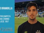 saulo brambilla giana erminio lega pro girone a www.ilovegiana.it