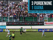 www.ilovegiana.it Classifica 34 giornata Lega Pro Girone A Pordenone Giana www.ilovegiana.it