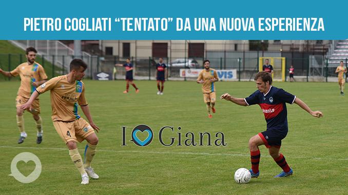 Pietro Cogliati Giana Erminio Lega Pro attaccante calcio gorgonzola www.ilovegiana.it