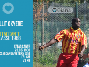 okyere gullit asante calcio giana erminio lega pro www.ilovegiana.it
