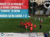 Editoriale www.ilovegiana.it 2 Robur Siena Giana Erminio 1-2 lega pro girone a