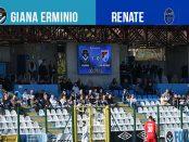 Risultato 31 giornata lega pro Giana Renate