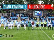 Editoriale 38 giornata lega pro Giana Erminio Lucchese 1-0