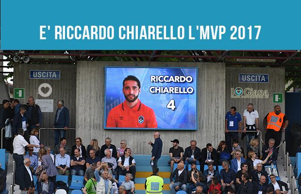 MVP 2017 Riccardo Chiarello Giana Erminio Lega Pro