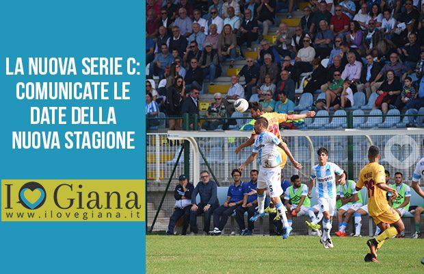 Serie C date stagione 2017_18 Giana erminio