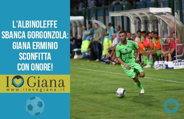 Matteo Marotta Giana Erminio Albinoleffe 1-3