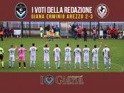 Giana Erminio Arezzo 2-3