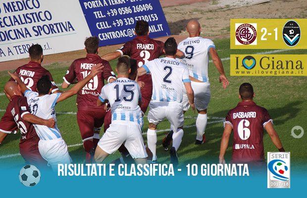 10 giornata Ris e Class Livorno Giana 2-1