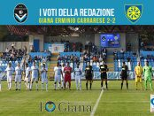 9 giornata Serie C Pagelle Giana Erminio Carrarese 2-2