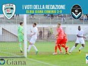 12 giornata Pagelle Olbia Giana Erminio 3-0