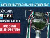 coppa italia serie c 2017 seconda fasepsd