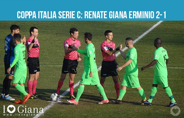 coppa italia serie c renate giana 2-1