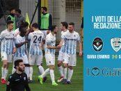 serie c girone a 31 giornata Pagelle Giana Olbia 3-0