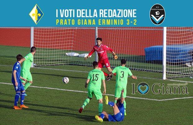 serie c girone a 34 giornata Pagelle Prato Giana 3-2