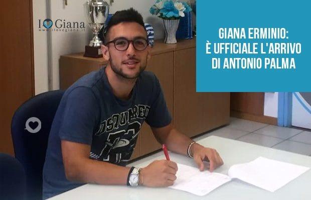 Giana Erminio ufficiale Antonio Palma