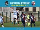 2 giornata Pagelle Giana Imolese 1-2