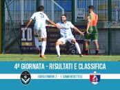 Giana Erminio Sambenedettese 2-1 risultati e classifica 4 giornata serie C girone B