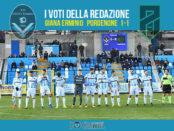 18 giornata Pagelle Giana Pordenone 1-1