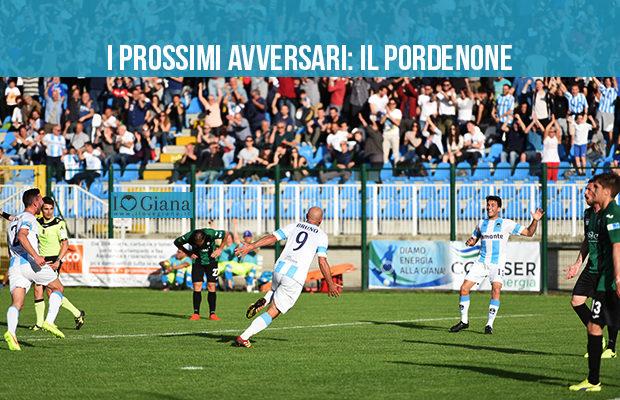 Giana Erminio Pordenone play off serie c stagione 2016_17