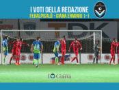 33ª giornata Pagelle Feralpisalò Giana Erminio 1-1