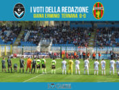 serie c 36 giornata Pagelle Giana Ternana 0-0