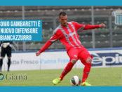 Giacomo Gambaretti nuovo difensore Giana Erminio