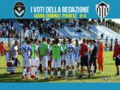 Giana Pianese 0-4 serie c girone a