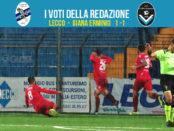 le pagelle Lecco Giana 1-1