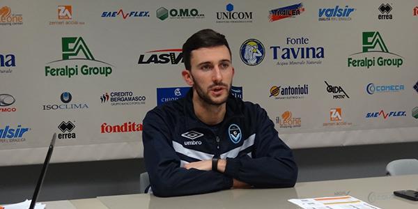 Simone Perico Giana Erminio girone A Lega Pro www.ilovegiana.it