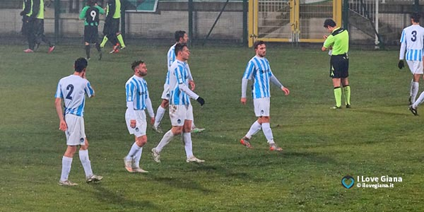 As Giana Pordenone 1-2 Lega Pro Girone A