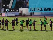Sudtirol Giana 0-1 lega pro girone a www.ilovegiana.it