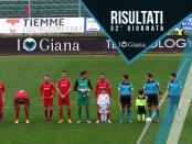Risultati 32 giornata lega pro girone a Padova Giana www.ilovegiana.it