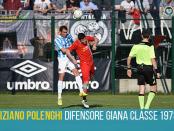Tiziano Polenghi difensore Giana Erminio Lega Pro Girone A - www.ilovegiana.it