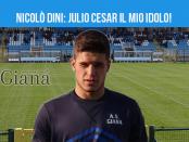 niccolò dini giana erminio lega pro girone a www.ilovegiana.it