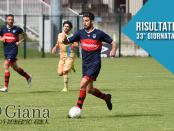 www.ilovegiana.it Risultato 33 giornata Lega Pro Girone A Giana Feralpisalò 1-1