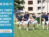 debutto nuova stagione giana www.ilovegiana.it
