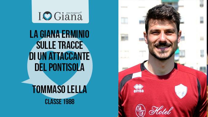 www.ilovegiana.it tommaso lella pontisola giana erminio www.ilovegiana.it