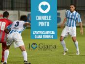 Daniele Pinto Giana Erminio Lega Pro -www.ilovegiana.it