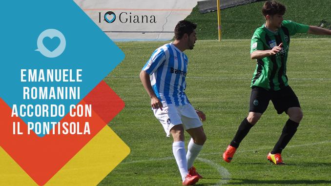 www.ilovegiana.it Emanuele Romanini giana erminio al pontisola serie d calcio