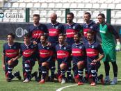 www.ilovegiana.it Pro Vercelli Giana 0-0 amichevole