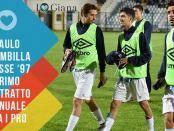 saulo brambilla giana erminio calcio lega pro girone a www.ilovegiana.it